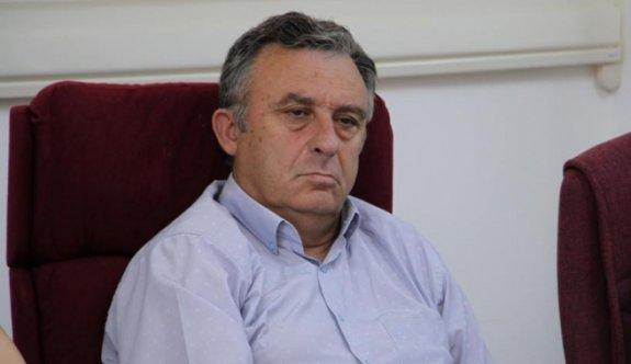 Dr. Hasan Topal ev karantinasında
