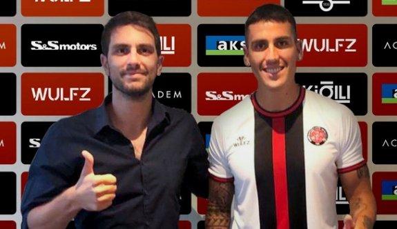 Enzo Roco, Süper Lig'de kaldı