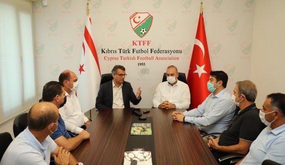 Erhürman: KTFF cesur bir kurumumuzdur
