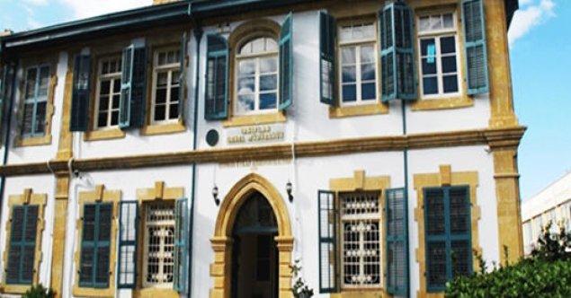 Evkaf, Geçitkale İlkokulu'na spor salonu yaptı