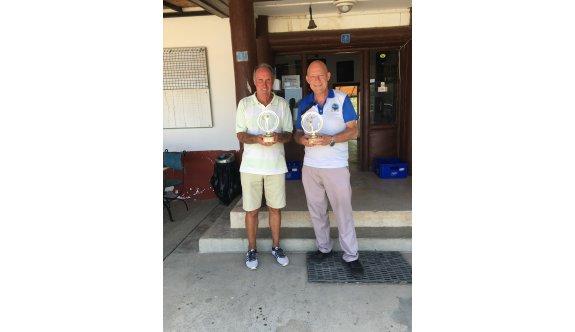 Golfte şampiyon Portakalcıoğlu&Hodge çifti