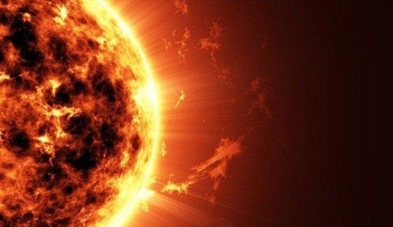 Güneş yeni bir döngüye girdi