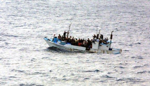 Güney'e hafta sonu mülteci akını oldu