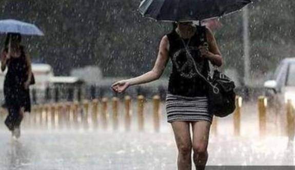 Haftaya yağmurlu hava bekleniyor