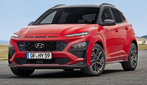 Hyundai KONA'da dikkat çeken yenilikler