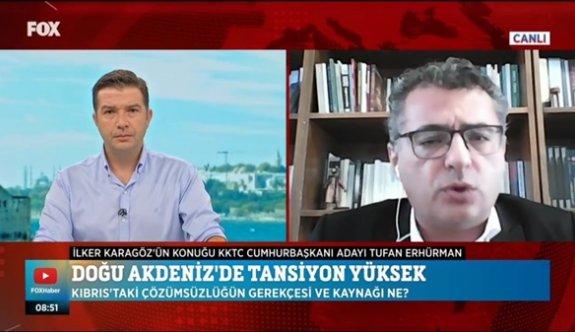 """""""Kıbrıs Türklerinin varlığı unutanlara hatırlatılmalı"""""""