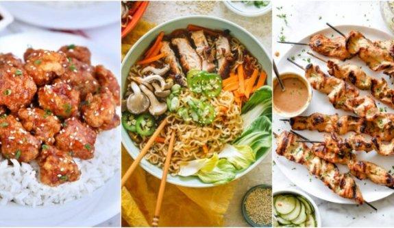Kolayca Hazırlayabileceğiniz Uzak Doğu Yemekleri