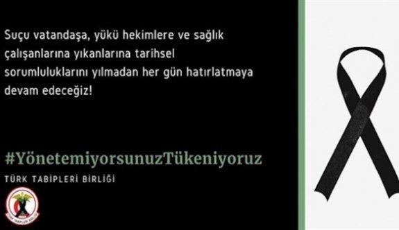 K.T. Tabipleri Birliğinden Türk Tabipleri Birliği'ne destek
