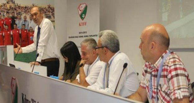 KTFF genel kurula gidecek