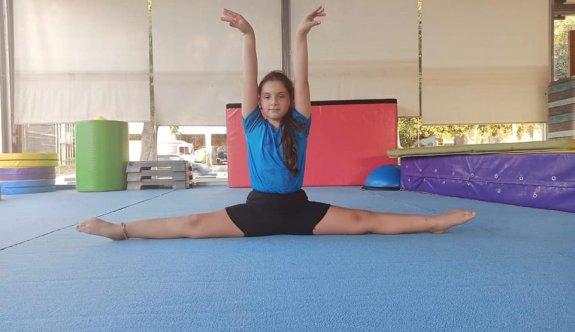 Lefkoşa Cimnastik'te bireysel antrenmanlar başladı