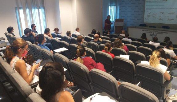 Mikrobiyolog ve moleküler biyologlara COVID-19 PCR eğitimi verildi