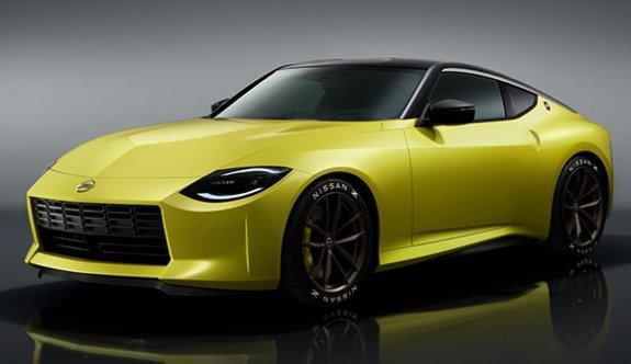 Nissan'ın yeni Z modeli ortaya çıktı