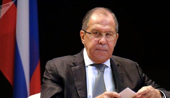 Rusya Dışişleri Bakanından arabuluculuk önerisi