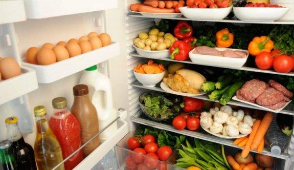 Sebze ve meyveler nasıl saklanmalı?