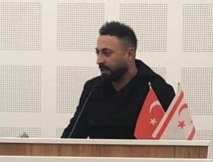 Sertoğlu'na destek belirten Güder başkanlıktan istifa etti