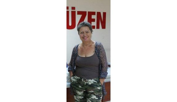 Sevgül Uludağ, barış aktivisti seçildi