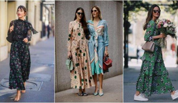 Sonbahar Aylarının Vazgeçilmezi Maxi Elbiseler