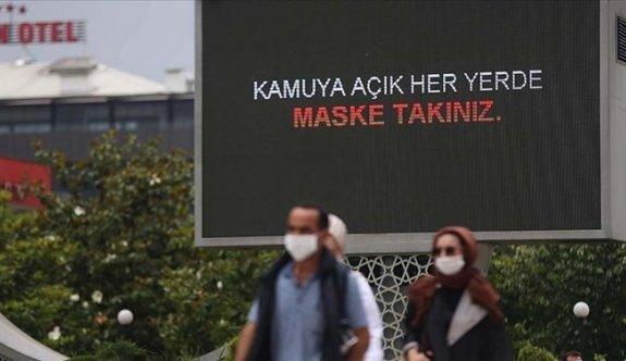 TC İçişleri Bakanlığı'ndan maske genelgesi