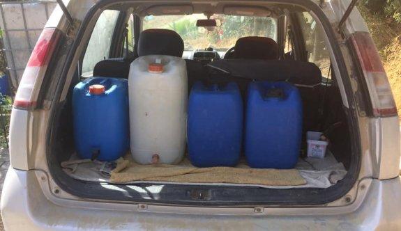 Vatandaş kendi suyunu kendisi taşımaya başladı