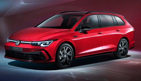 Volkswagen'in yeni station wagonu: Golf Variant
