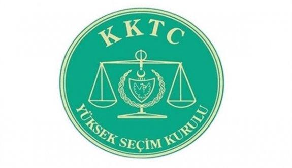 YSK'dan miting ve kitle toplantılarına, 1 Ekim'e kadar yasak
