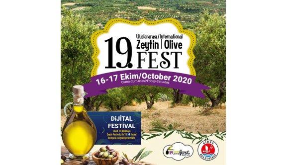 19. Uluslararası Zeytin Festivali dijital olarak yapılıyor