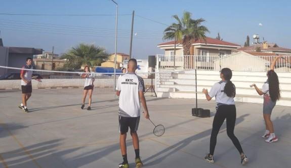 Badmintonda köy projesi başladı