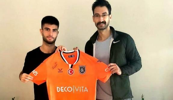 Başakşehir'in futbolcusu,Yiğitcan'a emanet