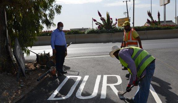 Değirmenlik Belediyesi, yolları yeniliyor