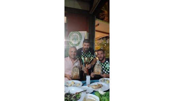 Demirhanlılar şampiyonluğu kutladılar