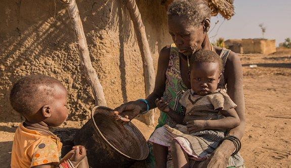 Dünya'da 270 milyon insan açlıktan ölüm eşiğinde