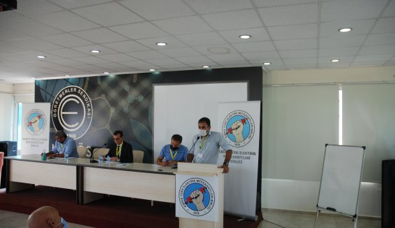 Elektrik Mühendisleri Odası Bora Karaçam'la devam