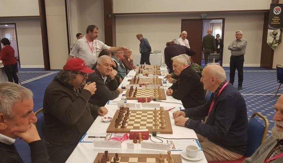 Emektarlar Satranç Şampiyonası, 50 yaş üstü olacak