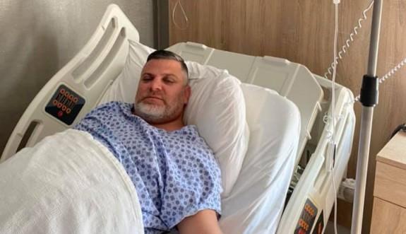 Ercen yeniden ameliyat oldu