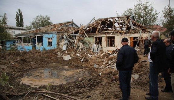 Ermenistan sivilleri uykudayken vurdu: 13 ölü, 52 yaralı
