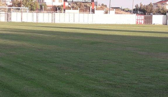 Esat Erdoğmuş Stadı futbola davet ediyor