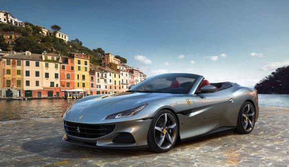 Ferrari Portofino M daha yüksek performans vaad ediyor