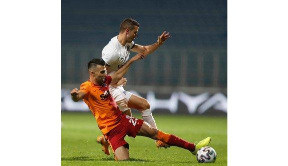 Galatasaray'a Kasımpaşa çelmesi