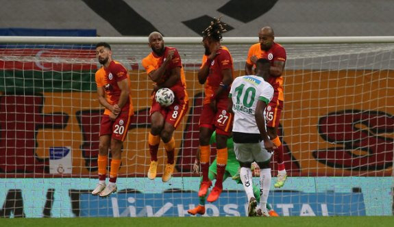 Galatasaray'da son 14 sezonun en kötü lig başlangıcı