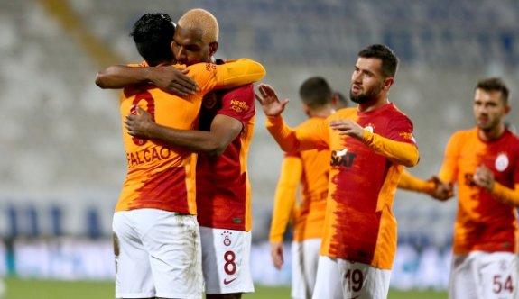 Galatasaray, Erzurum'da nefes aldı