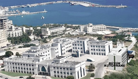 Girne Üniversitesi, Büyük Kütüphaneyi hayata geçiriyor