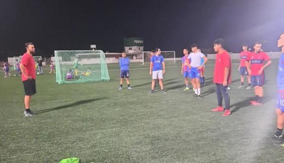 Göçmenköy U20 başladı