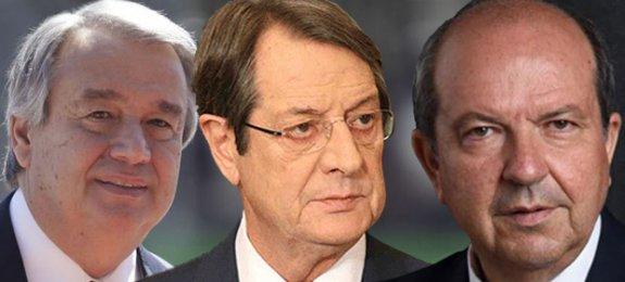 Guterres, Kasım'a randevu ayarlıyor
