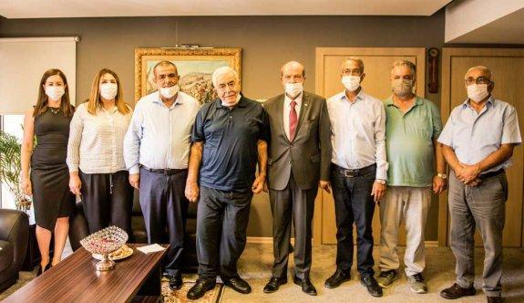 Hacıali'den Tatar'a tam destek