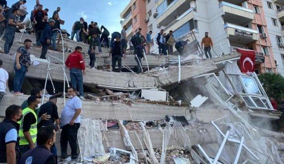 İzmir'de can kaybı 12'ye yükseldi