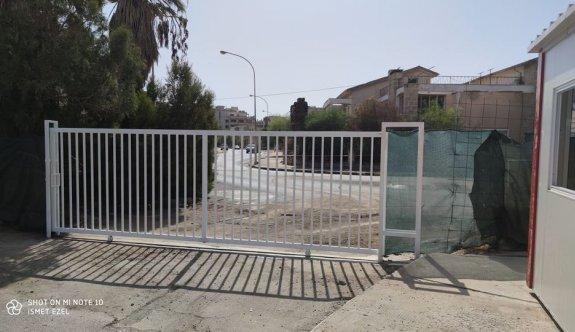 Kapalı Maraş'a giriş için yeni kapı