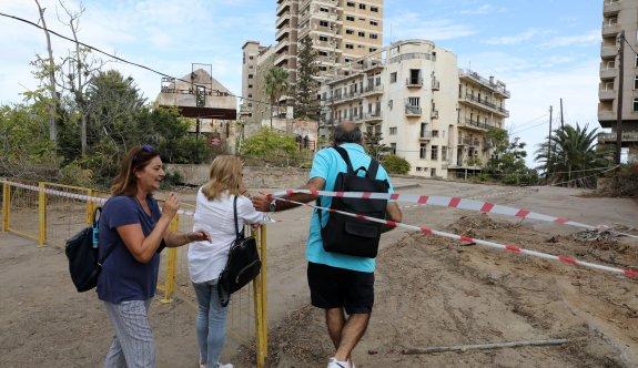 Kapalı Maraş'a 20 günde 30 bin ziyaretçi
