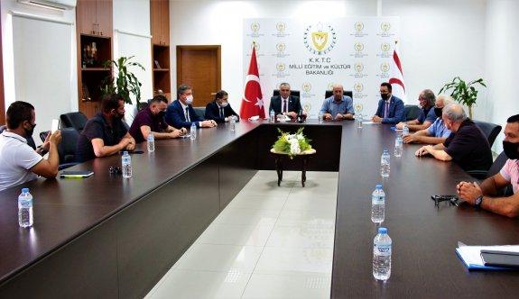 Kar-İş ile Eğitim Bakanlığı öğrenci taşımacılığı için protokol imzaladı