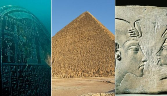 Keşfedilmesine rağmen açıklanamayan 8 Antik Mısır gizemi