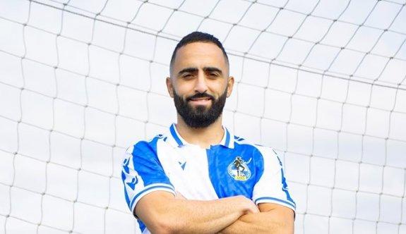 Kıbrıslı Türk Erhun, Bristol Rovers'da